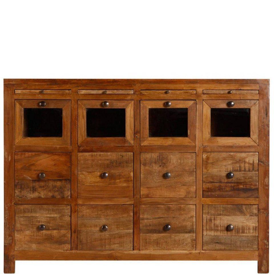 butlers concierge kommode mit ausziehbaren ablagen online kaufen otto. Black Bedroom Furniture Sets. Home Design Ideas