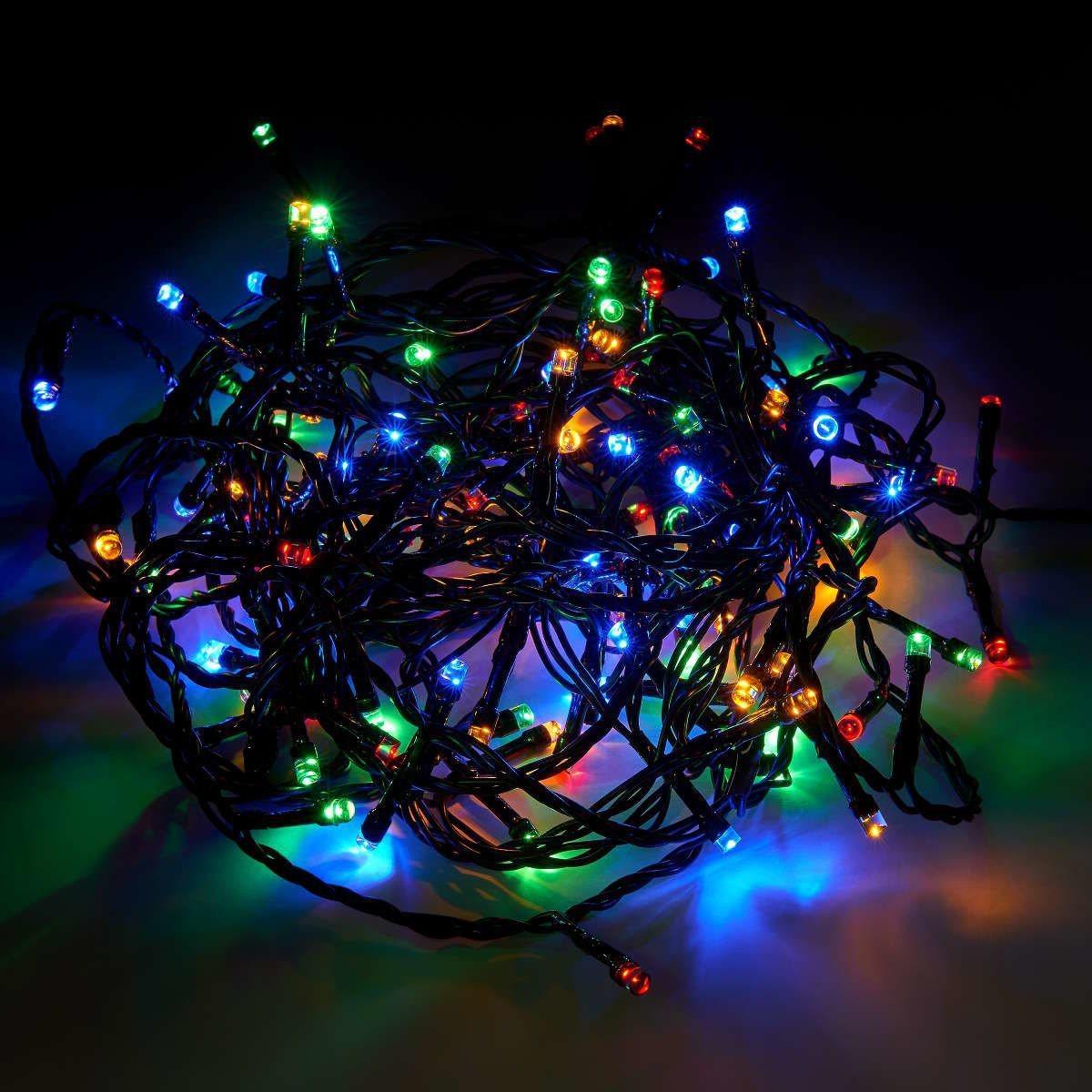 120 LIGHTS »LED Outdoor Lichterkette 120 Lichter«