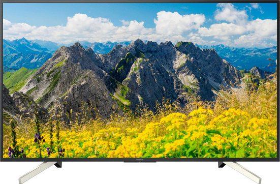 Sony KD-55XF7596 LED-Fernseher (139 cm/55 Zoll, 4K Ultra HD, Smart-TV)