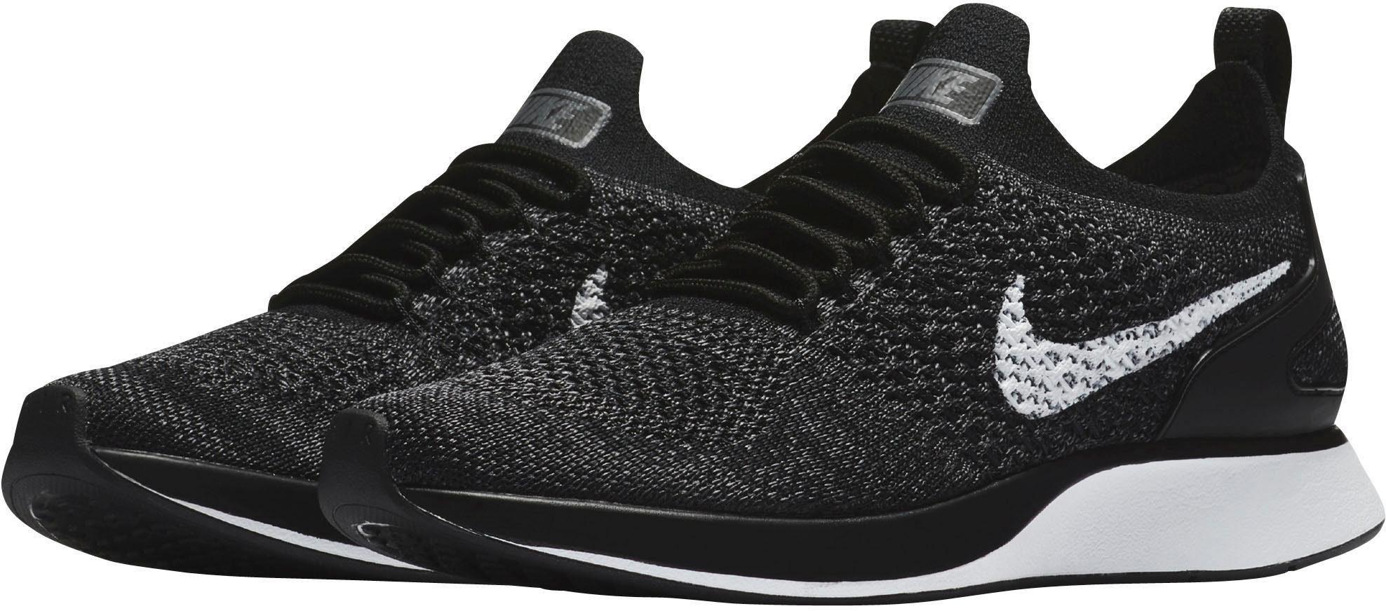 Nike Sportswear Wmns Air Zoom Mariah Flyknit Racer Sneaker online kaufen  schwarz-meliert