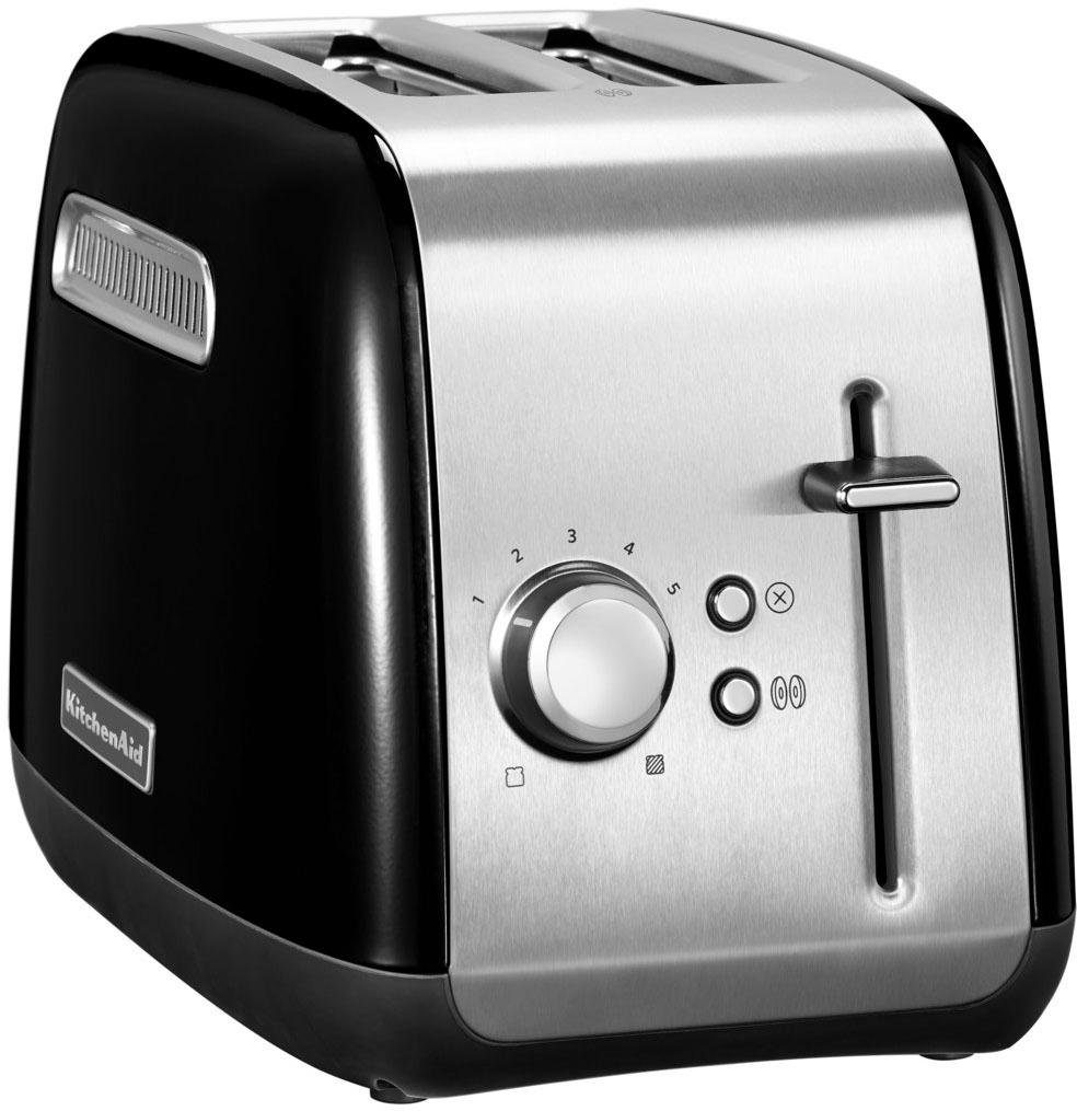 KitchenAid Toaster 5KMT2115EOB, 2 kurze Schlitze, für 2 Scheiben, 240 W