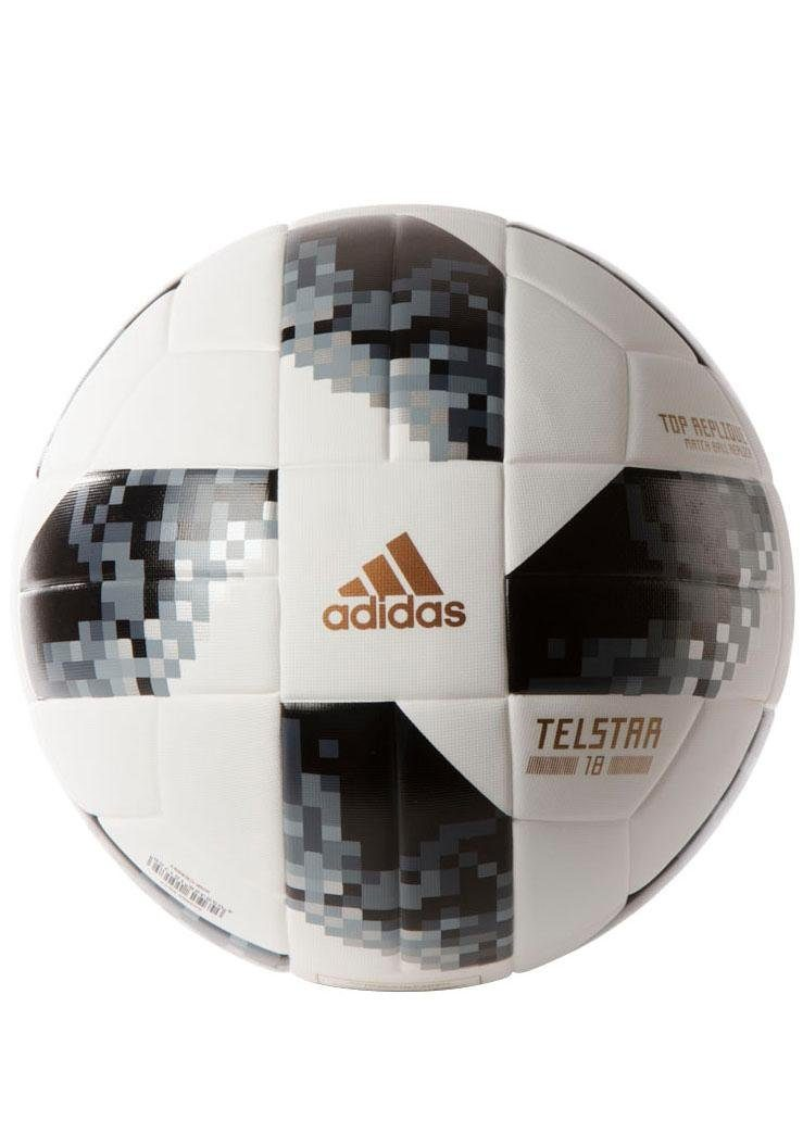 adidas Performance Fußball »FIFA Fussball-Weltmeisterschaft™ Top Replique Match Ball Telstar«