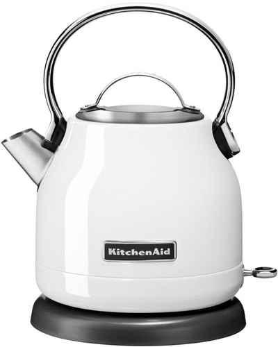 KitchenAid Wasserkocher 5KEK1222, 1,25 l, 2200 W
