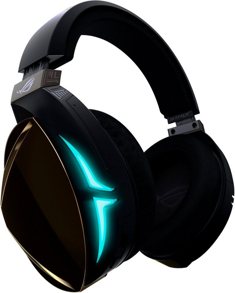 asus rog strix fusion 500 gaming headset bluetooth hi. Black Bedroom Furniture Sets. Home Design Ideas