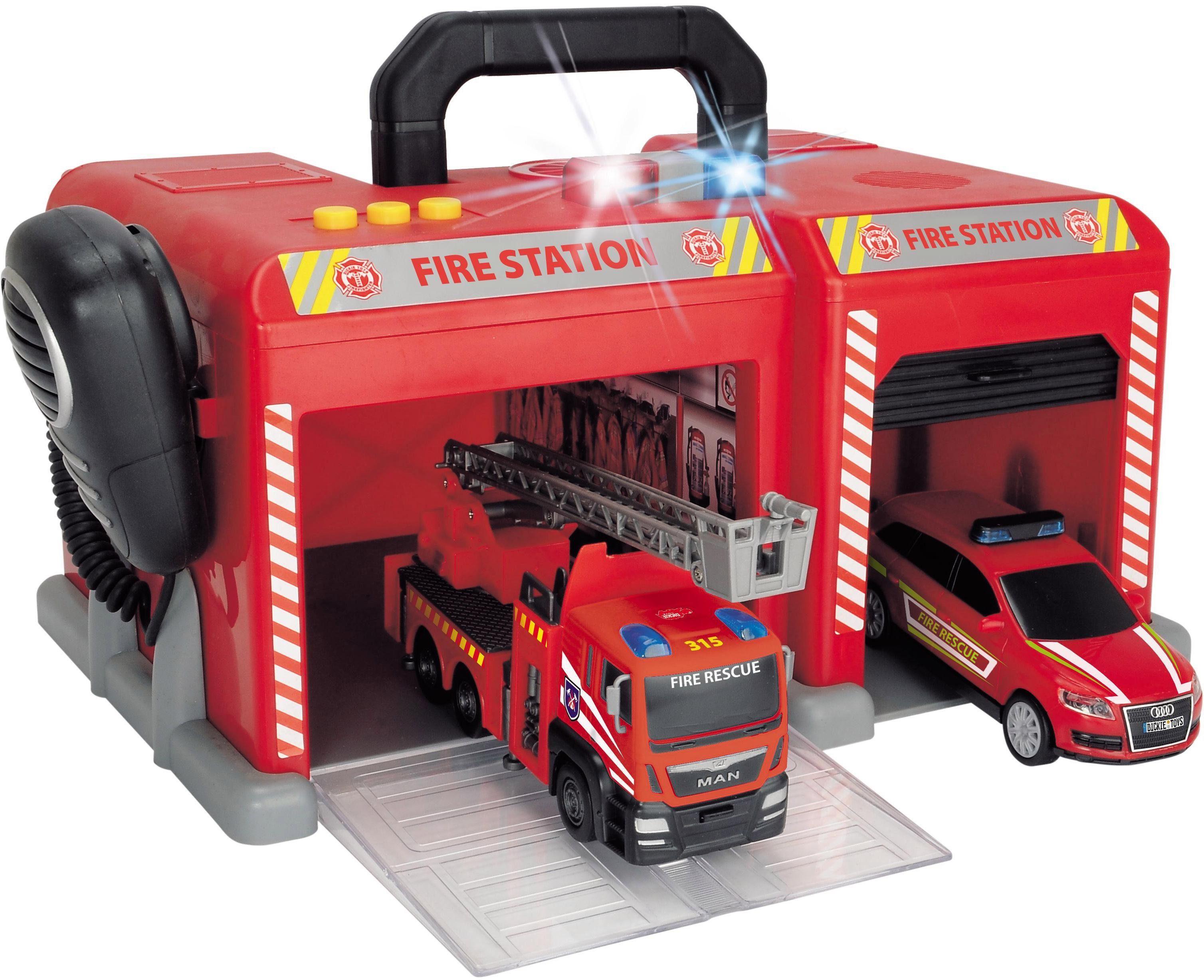 Dickie Toys Spielset, »SOS Rettungsstation«
