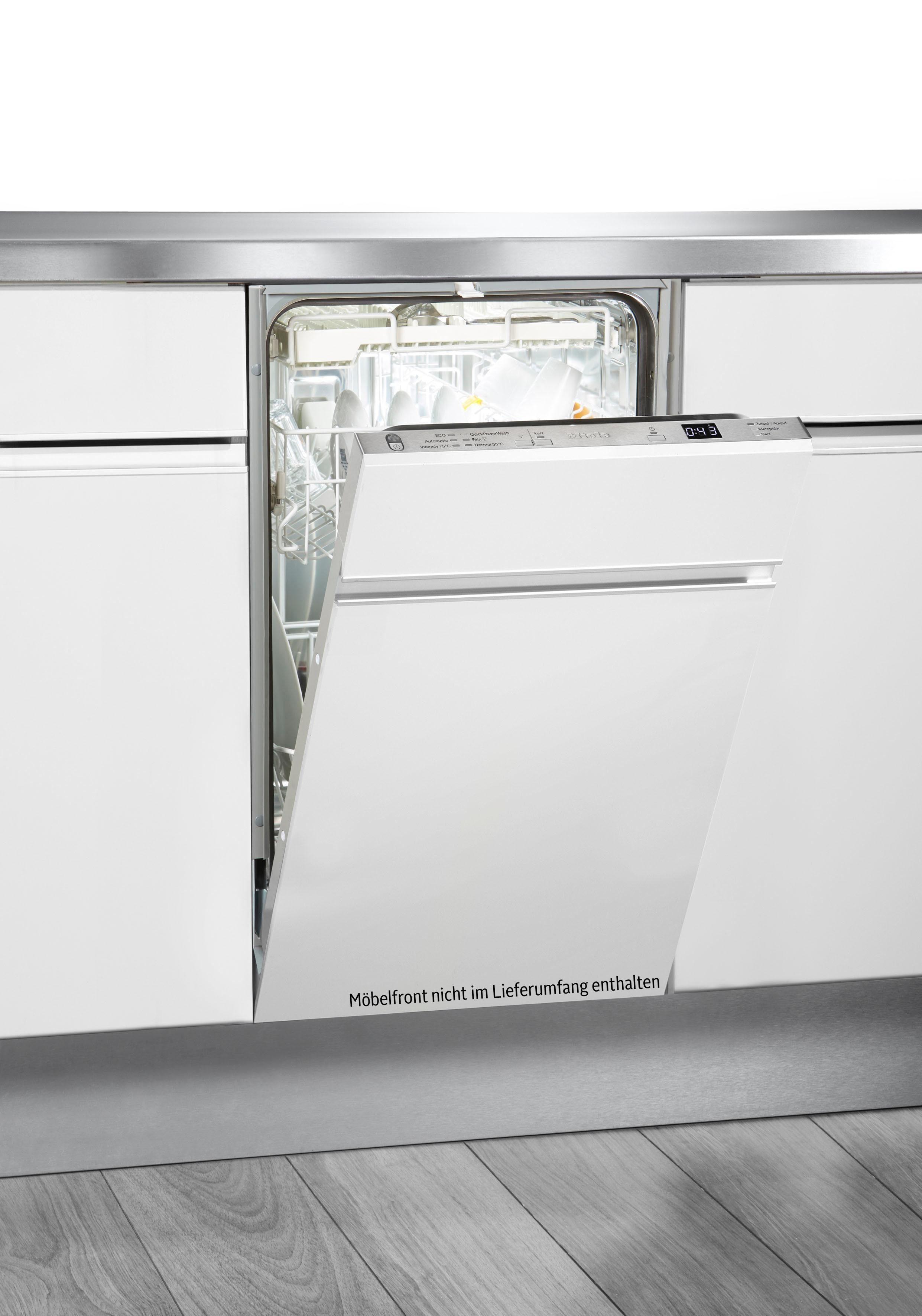 Miele vollintegrierbarer Geschirrspüler, G 4782 SCVi, 0,87 l, 9 Maßgedecke, 45 cm breit