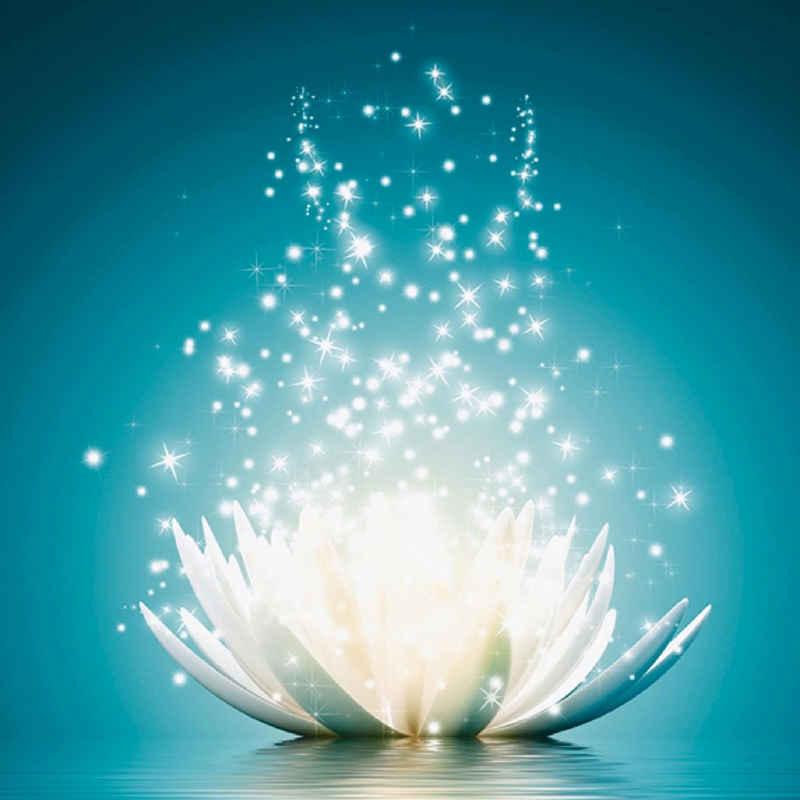 Home affaire Bild »V. Georgiev: Magie der Lotus-Blume«