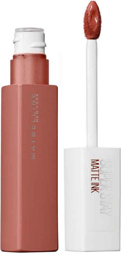 MAYBELLINE NEW YORK Lippenstift »Super Stay Matte Ink Nude«