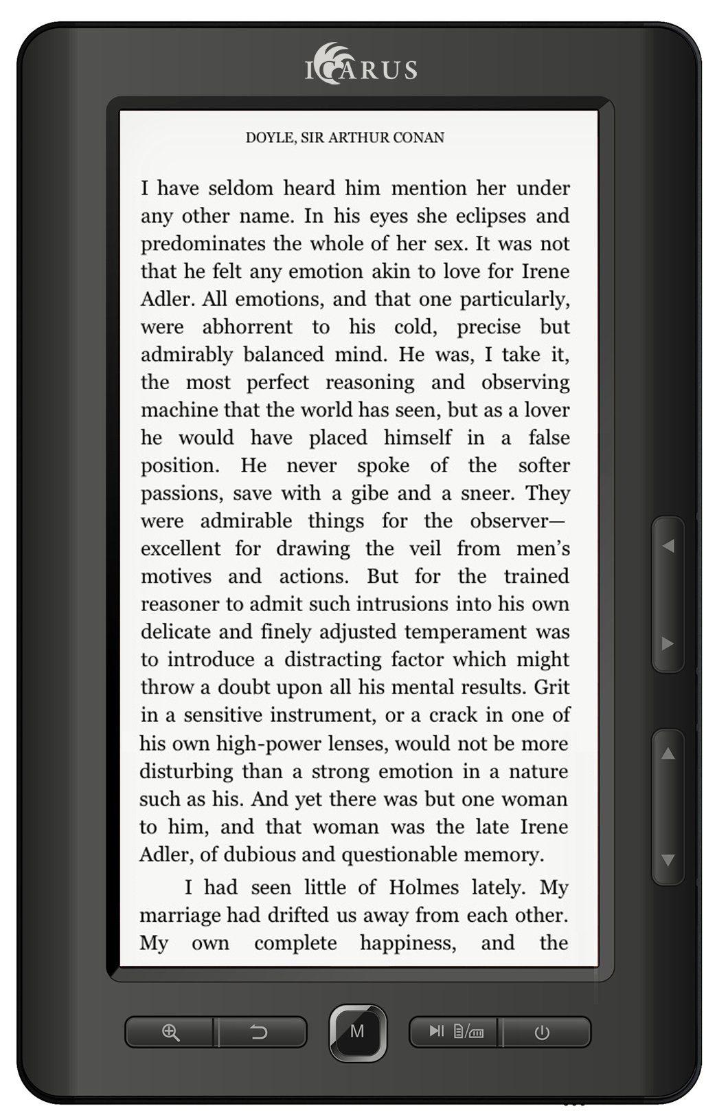 ICARUS LCD eBook Reader »Omnia«