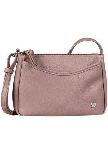 Damen Tom Tailor Denim Umhängetasche CILIA, im Minibag Format rosa | 04251234434970