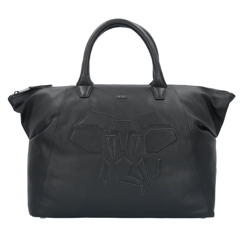 BREE Icon Bag Shopper Tasche Leder 38 cm