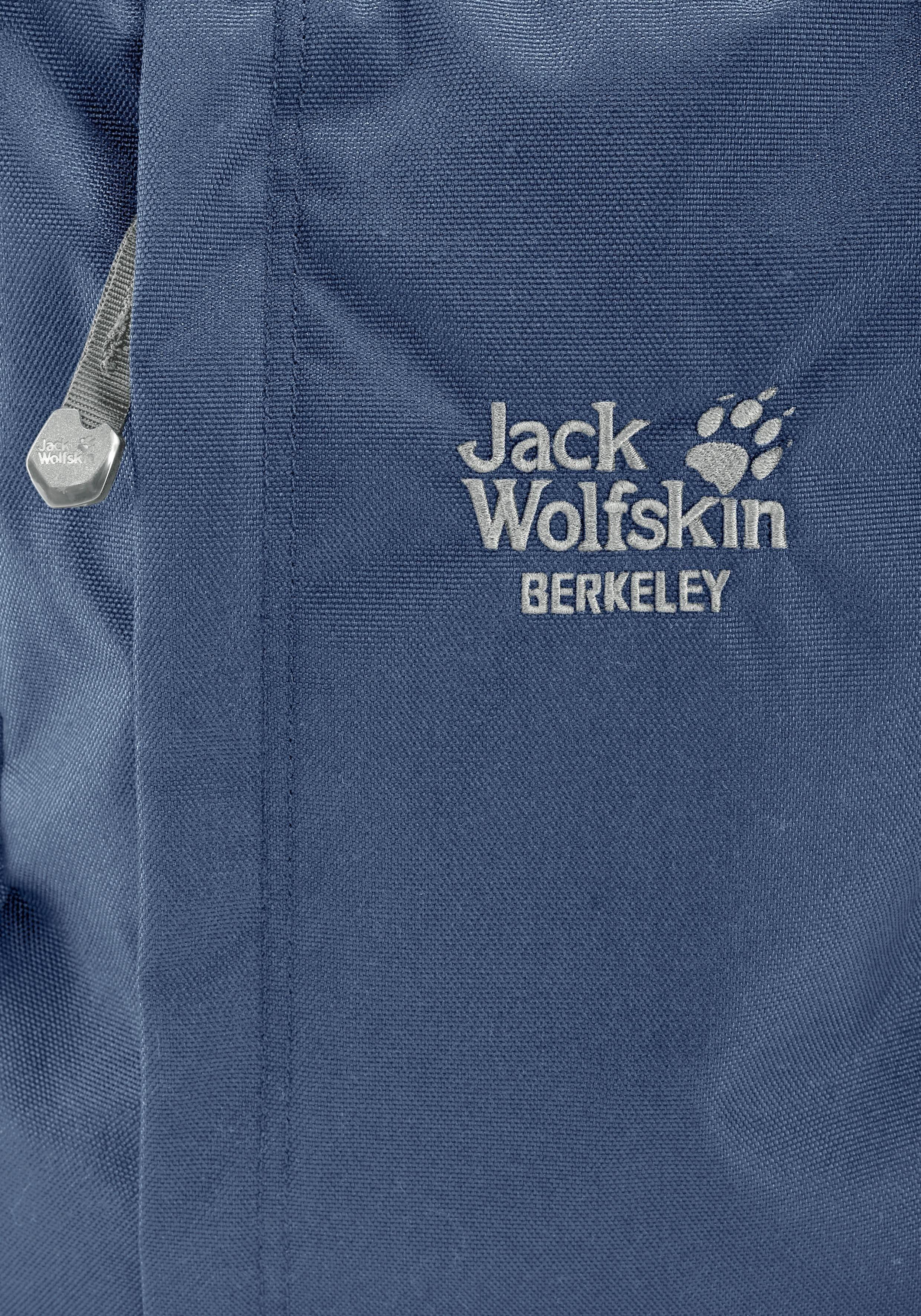 Wolfskin »berkeley« Jack »berkeley« Jack Daypack Wolfskin Jack Daypack Daypack Jack »berkeley« Wolfskin qPPrptw