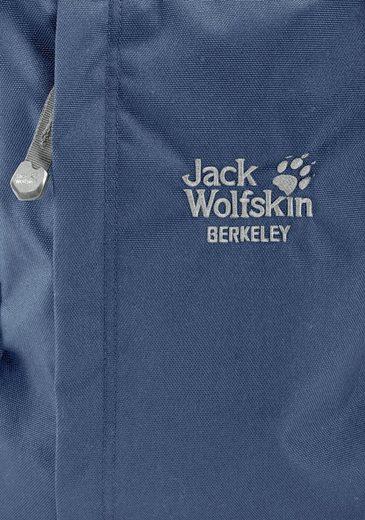 Wolfskin Jack »berkeley« »berkeley« Jack Daypack Daypack Wolfskin Wolfskin Jack qIrIwOXP8
