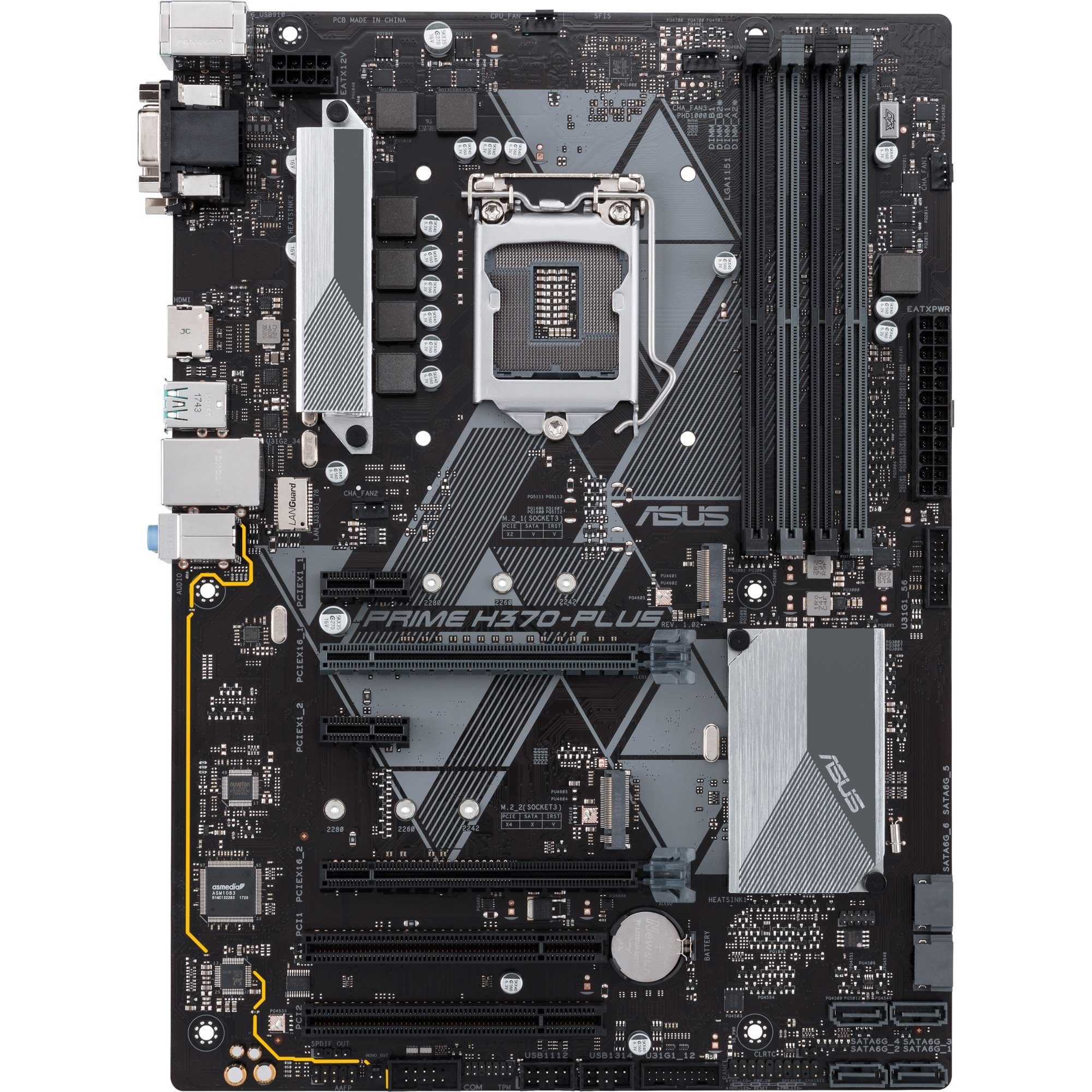 ASUS Mainboard »PRIME H370-PLUS«