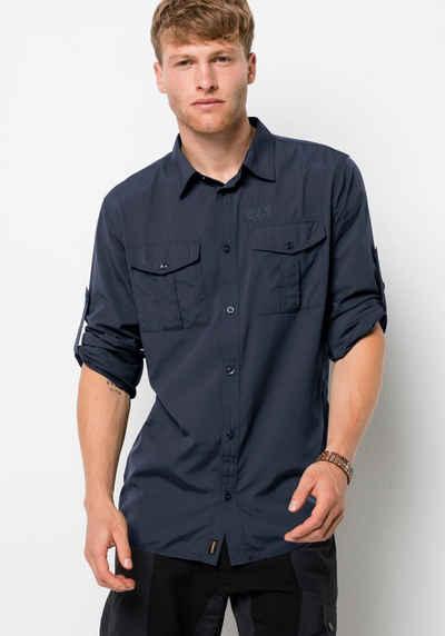 Jack Wolfskin Outdoorhemd »ATACAMA ROLL-UP SHIRT«