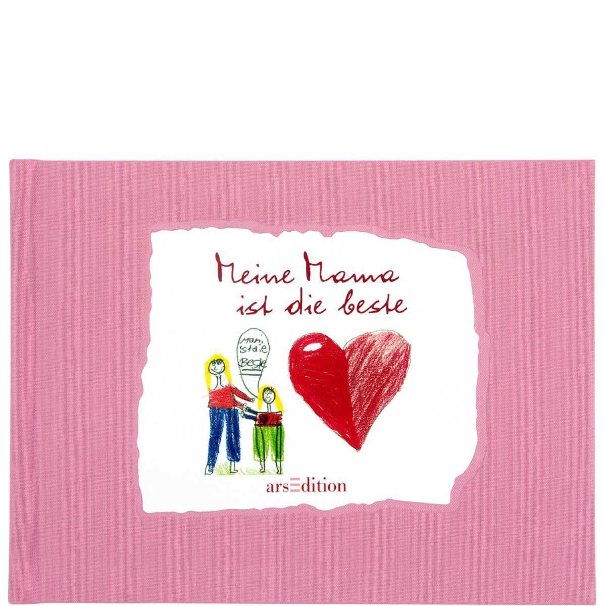 BUTLERS BOOK »Meine Mama ist die Beste«