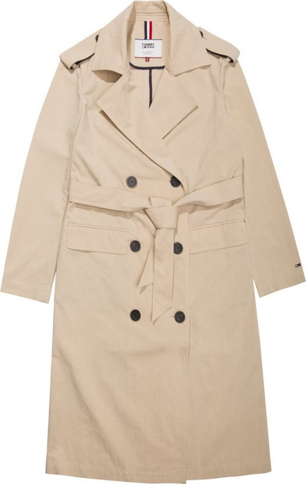Tommy Jeans Mantel »TJW TRENCH COAT«   Bekleidung > Mäntel > Trenchcoats   TOMMY JEANS