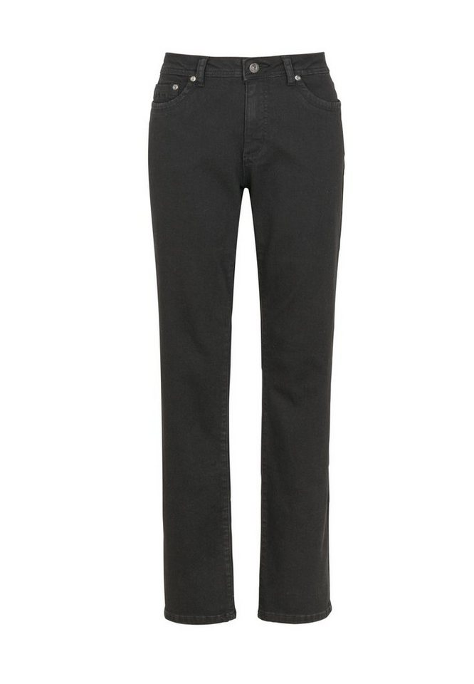 MILLION-X Gerade Jeans »New Linda Basic«   Bekleidung > Jeans > Gerade Jeans   Schwarz   Jeans - Viskose   MILLION-X