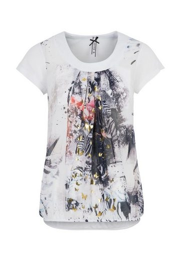 MILLION-X T-Shirt »Oxana«