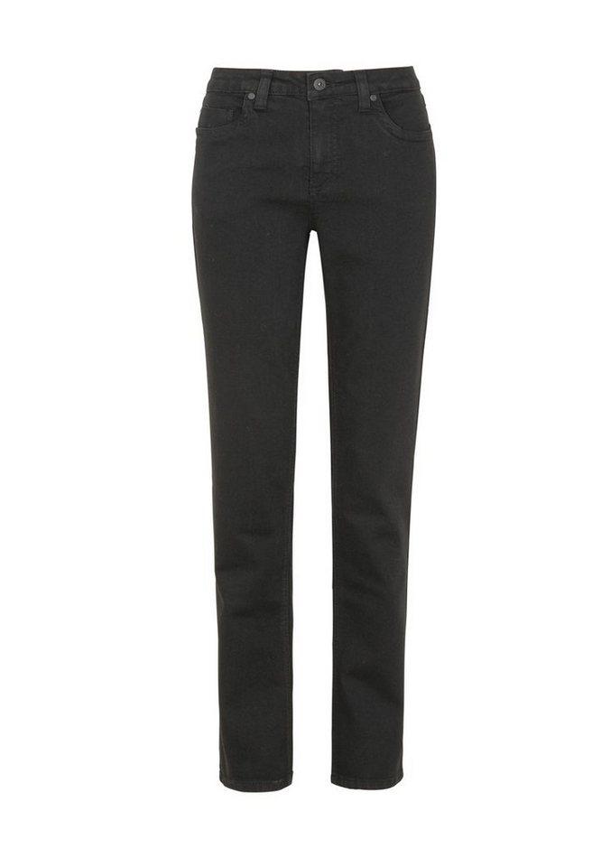 MILLION-X Gerade Jeans »New Rita« | Bekleidung > Jeans > Gerade Jeans | Schwarz | Jeans - Viskose | MILLION-X