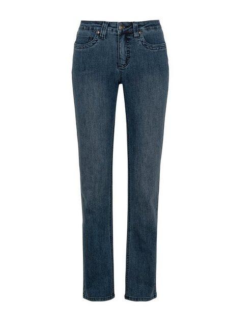 MILLION-X Gerade Jeans »New Rita« | Bekleidung > Jeans > Gerade Jeans | MILLION-X