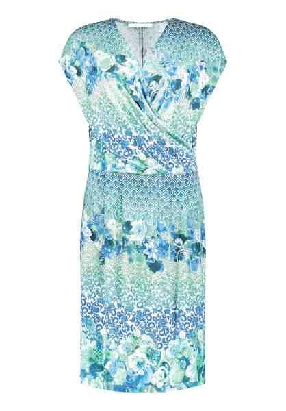 Betty Barclay Kleid mit V-Ausschnitt