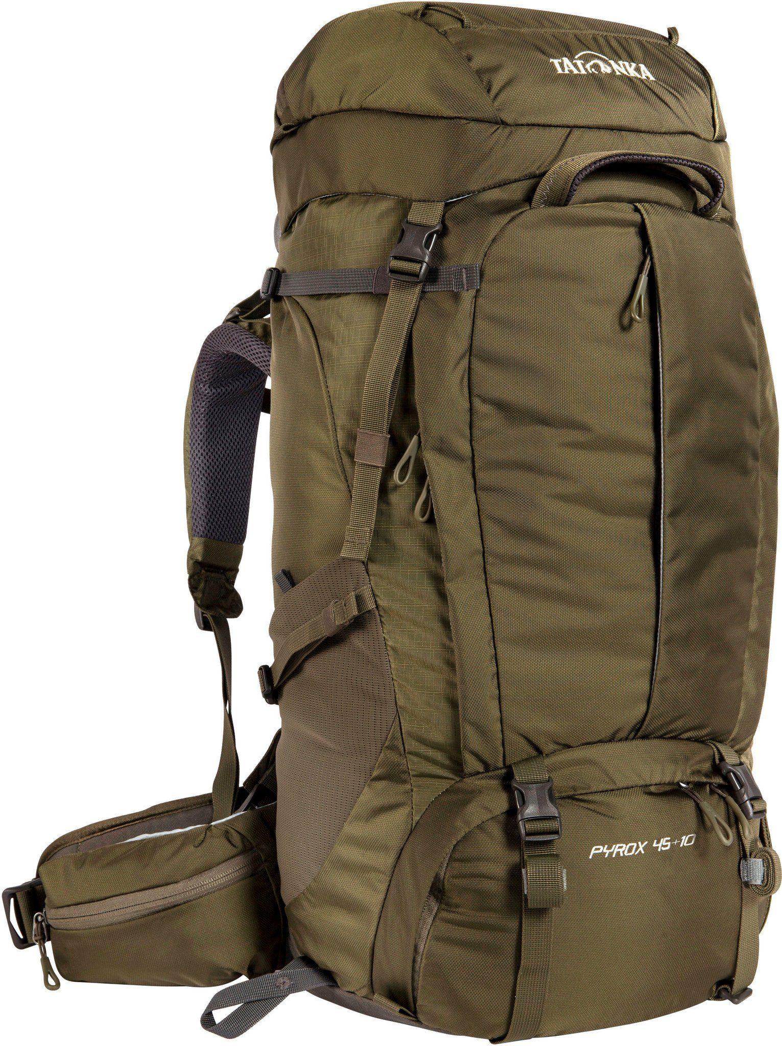 TATONKA® Wanderrucksack »Pyrox 45+10 Backpack«