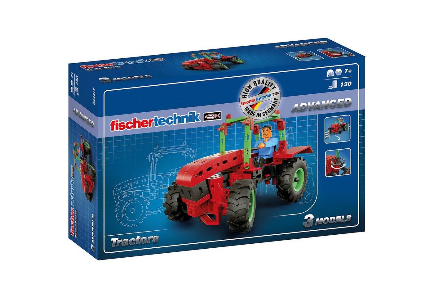 fischertechnik Tractors
