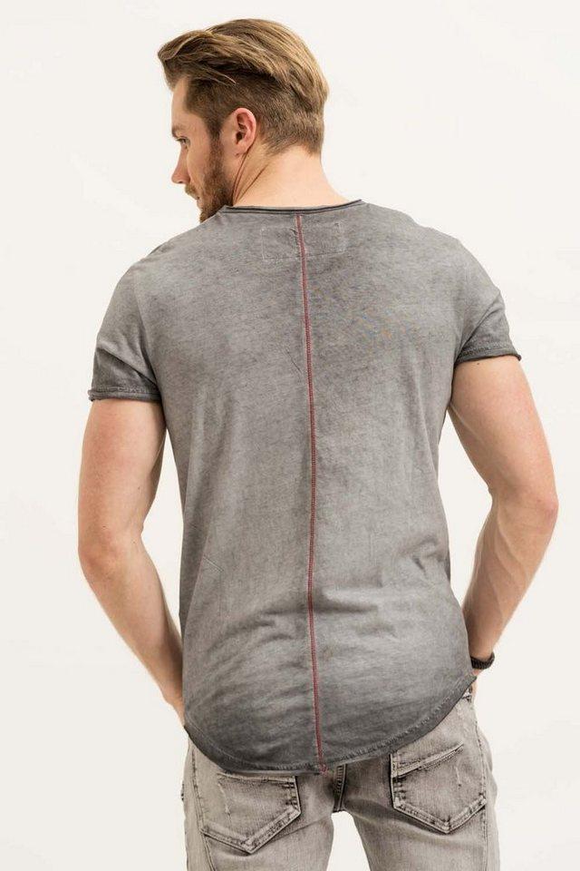 - Herren trueprodigy T-Shirt Levi grau | 04057124033878