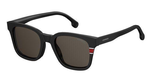 Carrera Eyewear Herren Sonnenbrille » CARRERA 5043/S«, schwarz, 003/IR - schwarz/grau