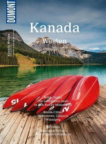 Broschiertes Buch »DuMont Bildatlas 191 Kanada Westen«