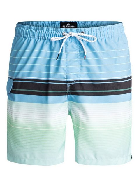 Quiksilver Schwimmshorts »Swell Vision 17« | Sportbekleidung > Sporthosen > Sportshorts | Blau | Quiksilver