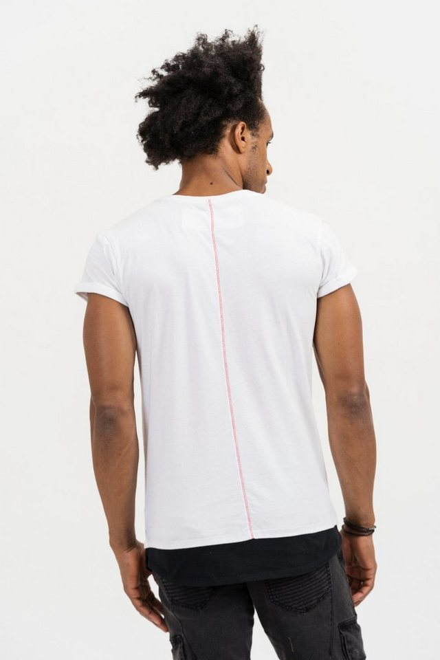- Herren trueprodigy T-Shirt Jace weiß | 04057124033847