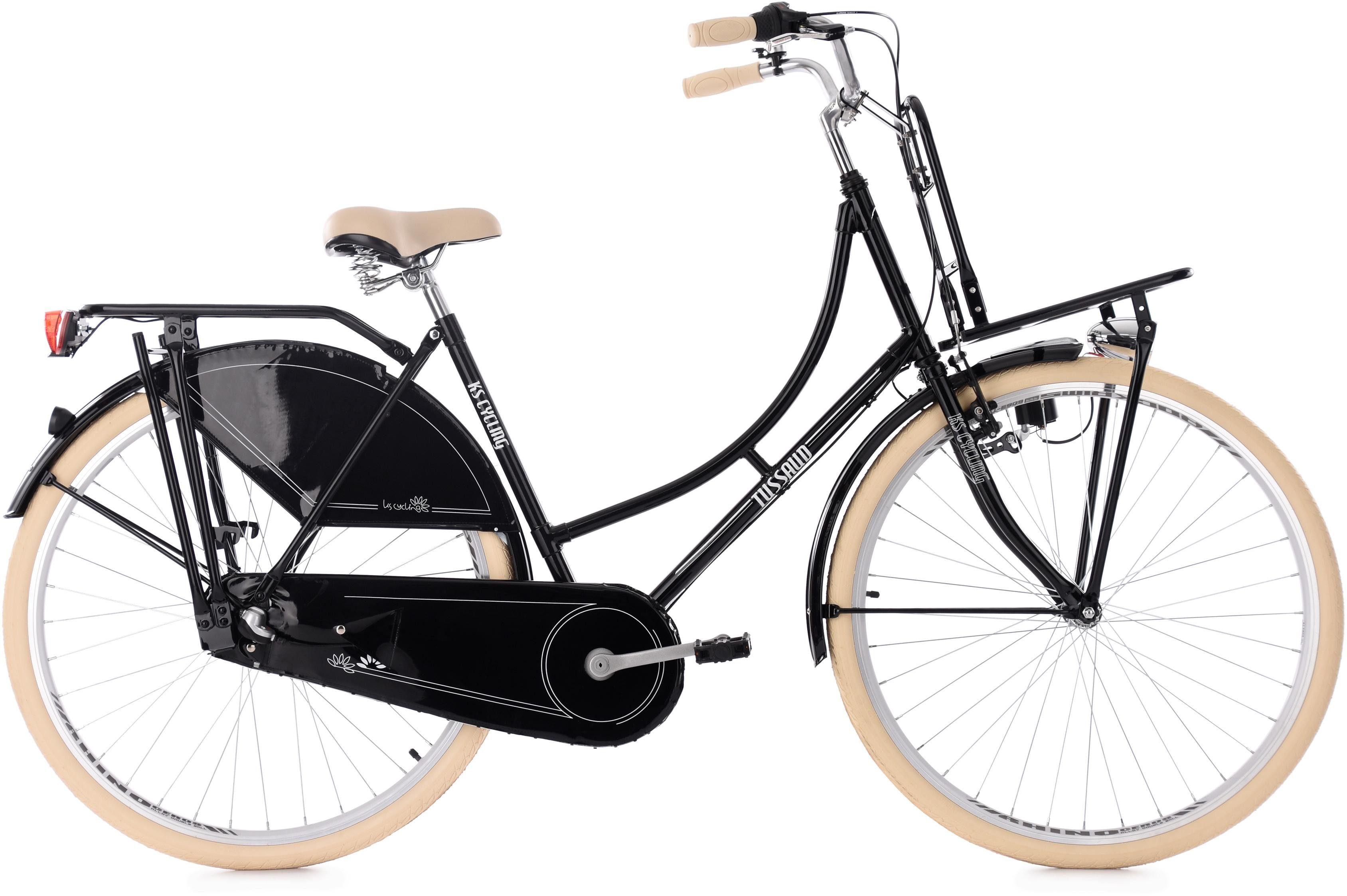 KS Cycling Hollandrad, 3 Gang Shimano Nexus Schaltwerk, Nabenschaltung