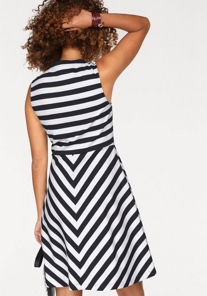 Damen Tommy Hilfiger Kleid BETTINA DRESS NS blau   08719257453843