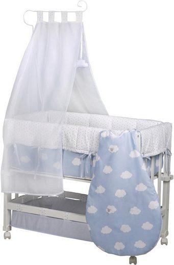 Roba® Stubenbett »3in1, Kleine Wolke blau«