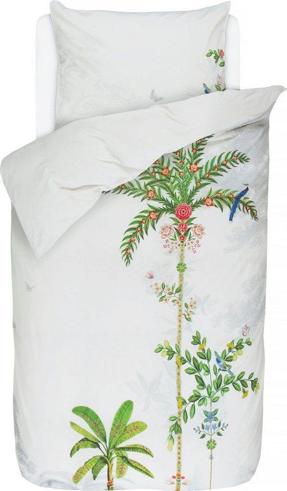 wendebettw sche indian palms pip studio mit palmen online kaufen otto. Black Bedroom Furniture Sets. Home Design Ideas