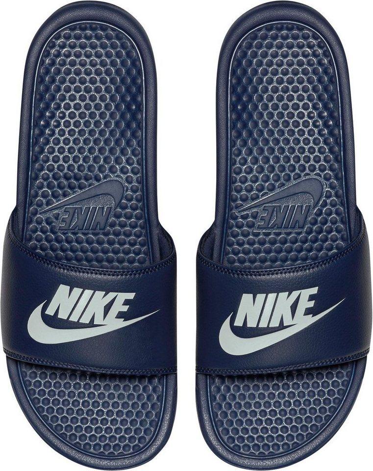 best service 74035 a9731 Nike Sportswear »Benassi Just do it« Badesandale | OTTO