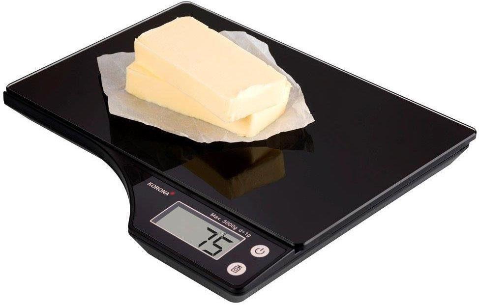 Korona Küchenwaage digital 70240, Farina Küchenwaage modernes Design
