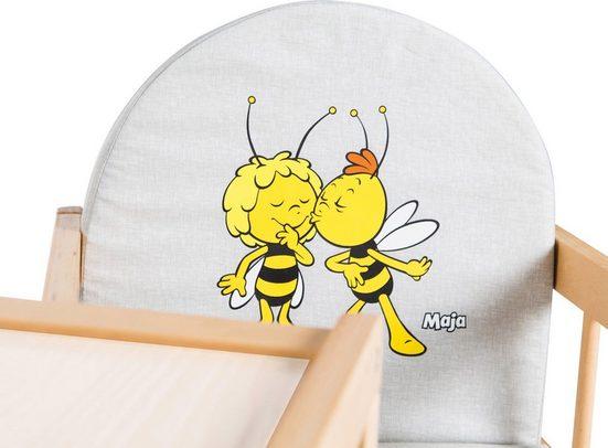Roba® Hochstuhl »Biene Maja« mit stufenlos verstellbarem Essbrett