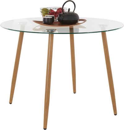 Esstisch rund online kaufen » Runder Tisch   OTTO