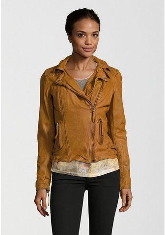 Куртка кожаная »im Vintage-Look&...