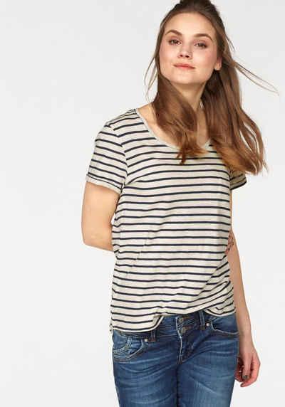 LTB T Shirt »JITIGO« mit Streifen