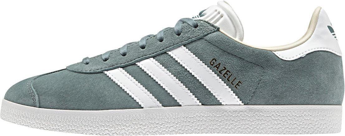 adidas Originals Gazelle W Sneaker online kaufen  lindgrün-weiß