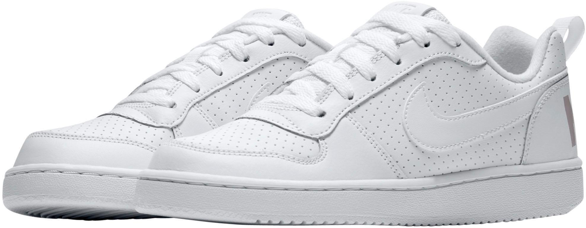 nike sportswear -  »Court Borough Low (GS)« Sneaker