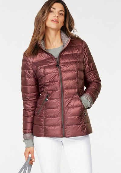 the latest db6e9 b0dbf Steppjacke in rosa & pink online kaufen | OTTO