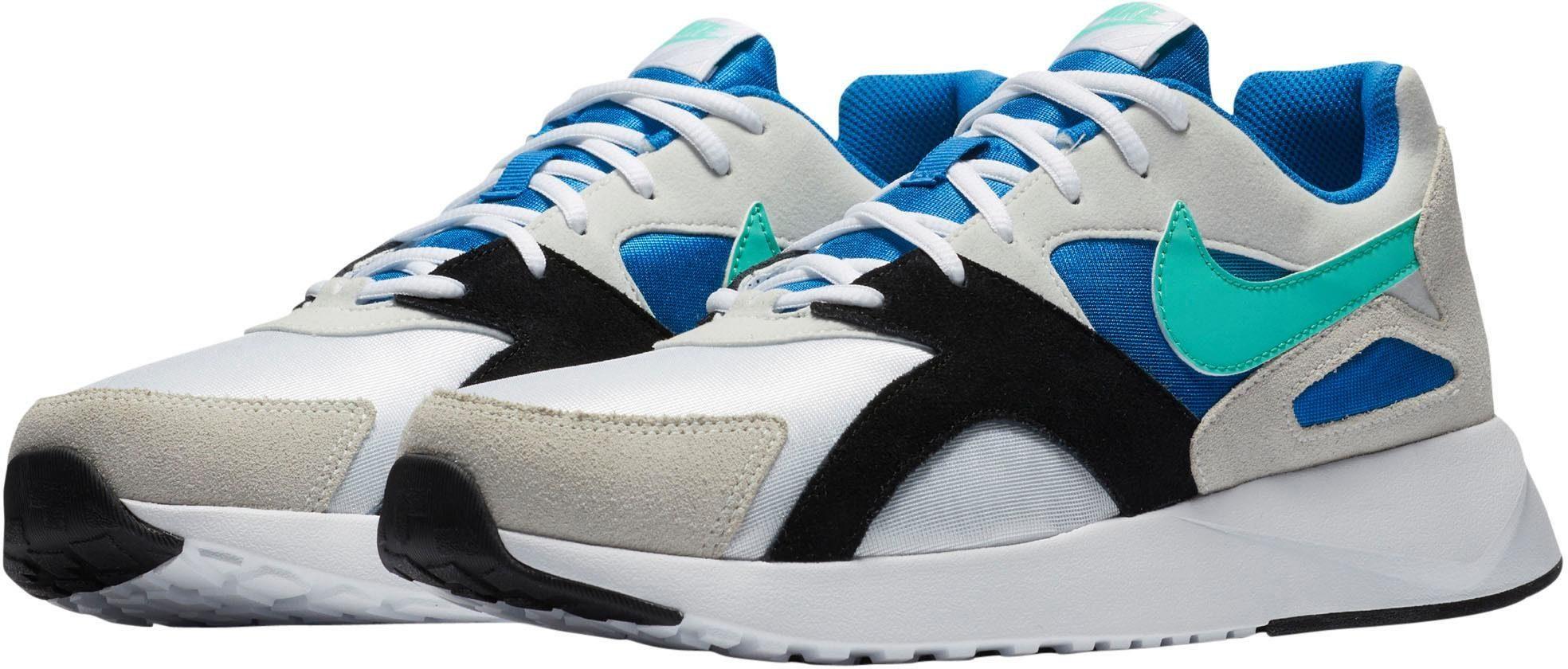 Nike Sportswear Pantheos Sneaker online kaufen  weiß-petrol