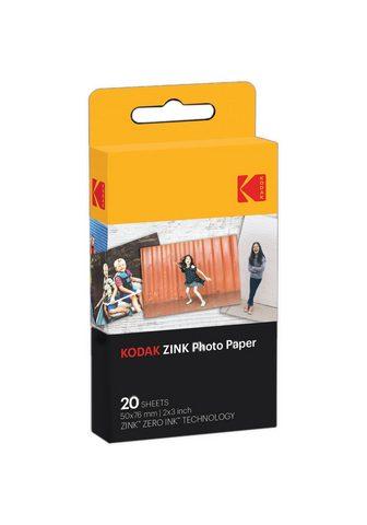 KODAK Fotopapier для Printomatic Sofortbildk...