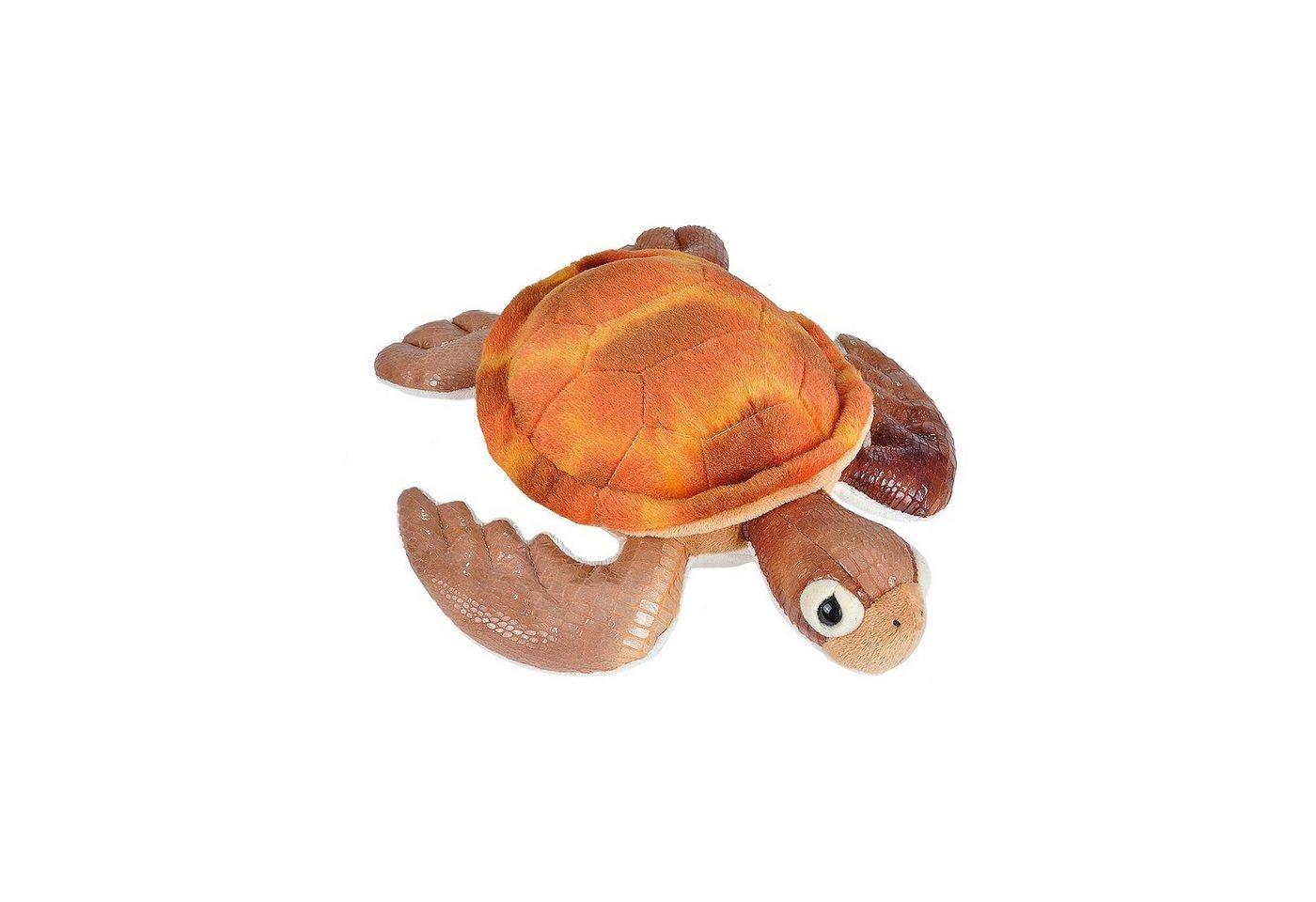 Wild Republic Cuddlekins Loggerhead Schildkröte 38cm - Preisvergleich