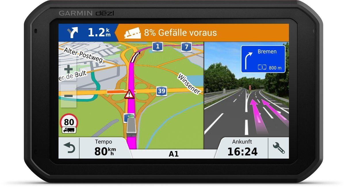 Garmin LKW-Navigationsgerät »DezlCam 785 LMT-D EU«